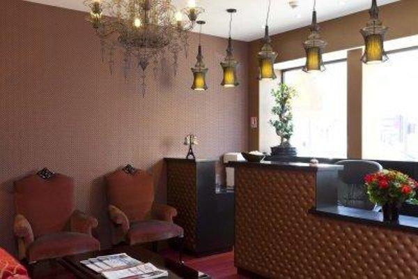 Hotel Du Prince Eugene - фото 15