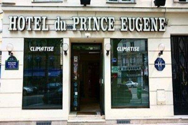 Hotel Du Prince Eugene - фото 16