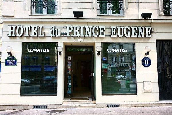 Hotel Du Prince Eugene - фото 17