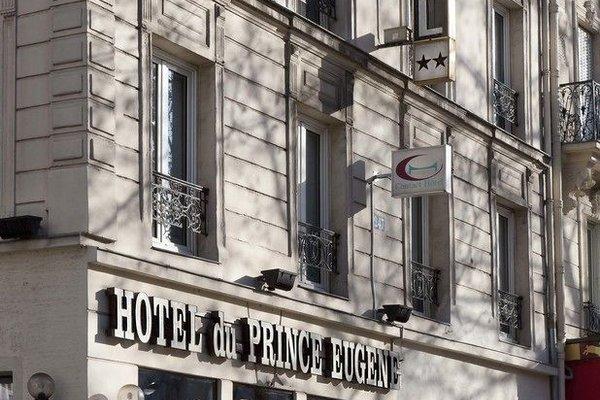 Hotel Du Prince Eugene - фото 23
