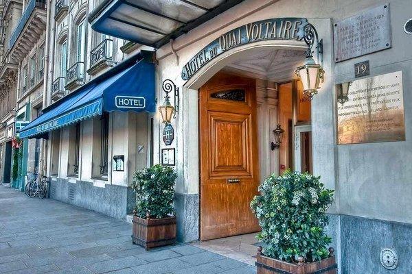 Hotel Du Quai Voltaire - фото 21
