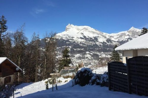 Chalet Le Grand Paddock - фото 3