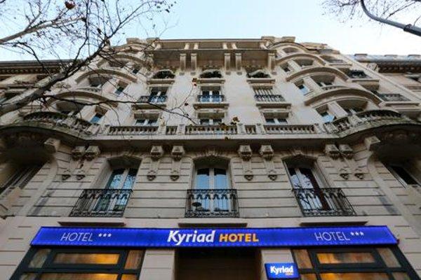 Kyriad Paris 18 - Porte de Clignancourt - Montmartre - фото 50