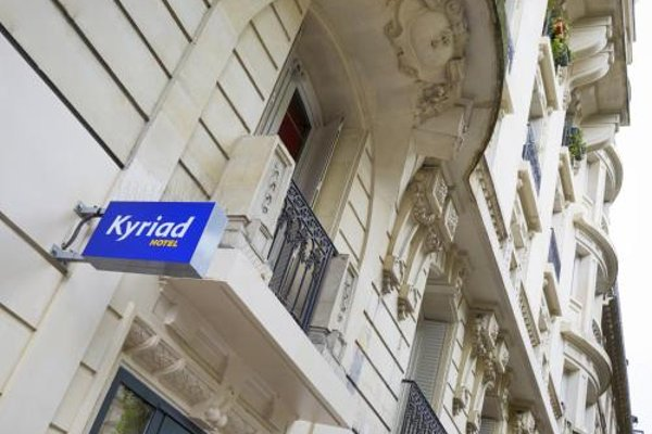Kyriad Paris 18 - Porte de Clignancourt - Montmartre - фото 17