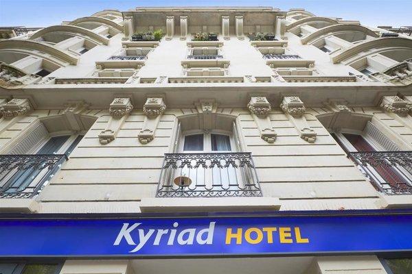 Kyriad Paris 18 - Porte de Clignancourt - Montmartre - фото 20