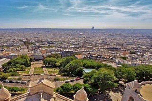 Kyriad Paris 18 - Porte de Clignancourt - Montmartre - фото 22