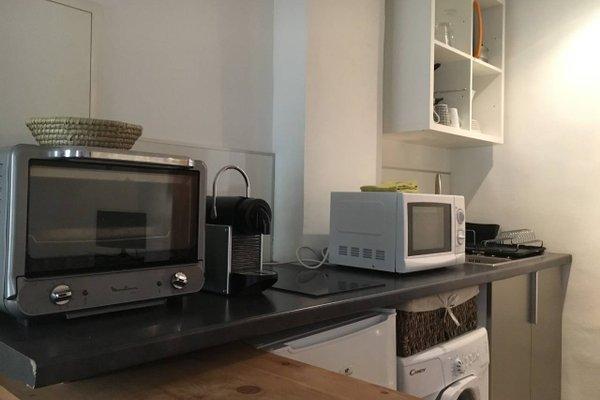 Appartement de l'Amandier - 9