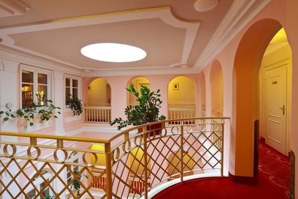 Promenada Romantic & Wellness Hotel - фото 13