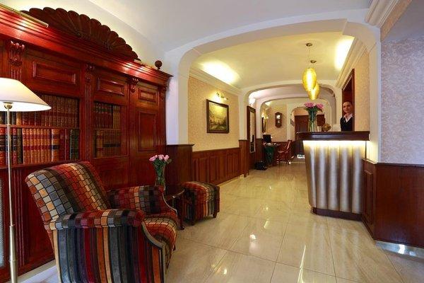 Promenada Romantic & Wellness Hotel - фото 14