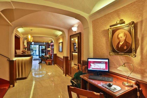 Promenada Romantic & Wellness Hotel - фото 3