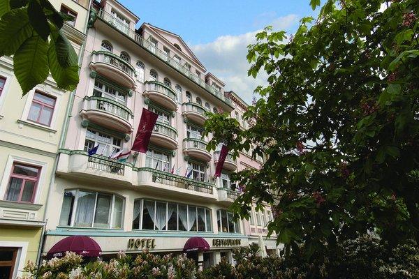EA Hotel Jessenius - фото 22
