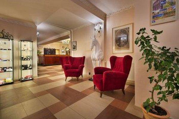 EA Hotel Jessenius - фото 7