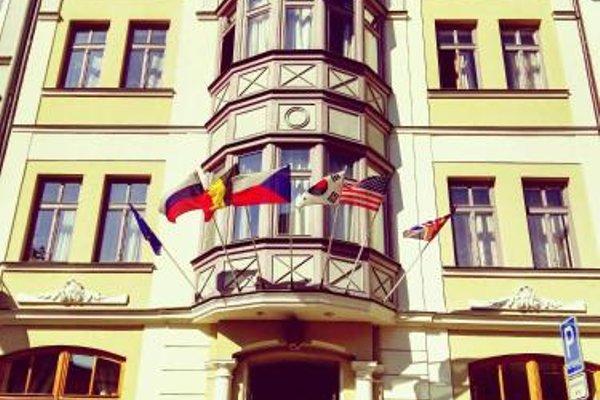 Hotel Derby - фото 23
