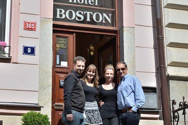 Hotel Boston - фото 20