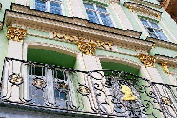 EA Hotel Mozart - фото 19