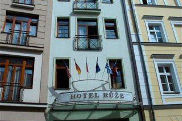 Hotel Ruze - фото 23