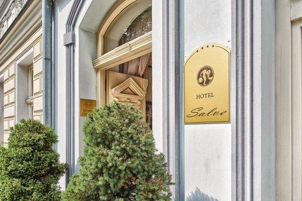 Отель Salve - фото 23