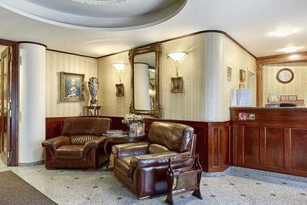 Отель Salve - фото 7