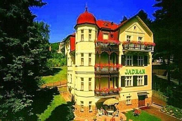 Hotel Jadran Karlovy Vary - фото 13