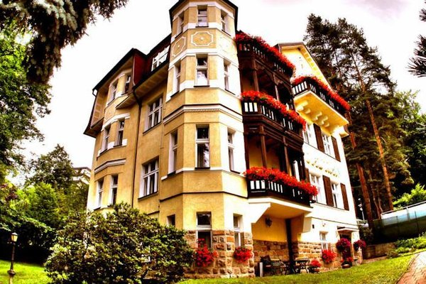 Hotel Jadran Karlovy Vary - фото 14