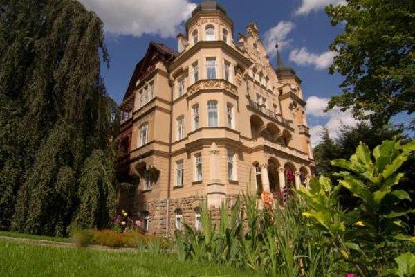 Apartmany Villa Liberty - фото 19