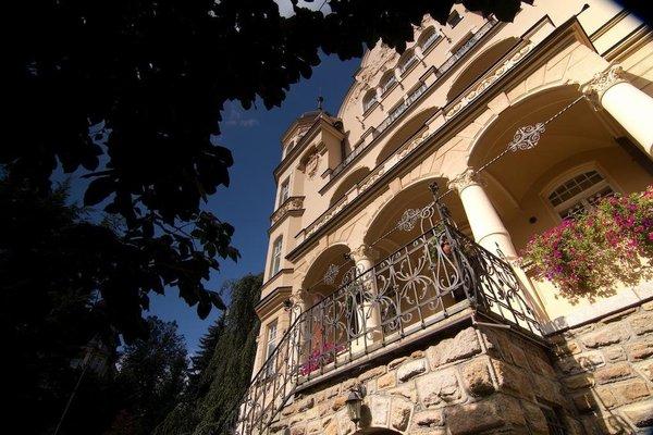 Apartmany Villa Liberty - фото 23