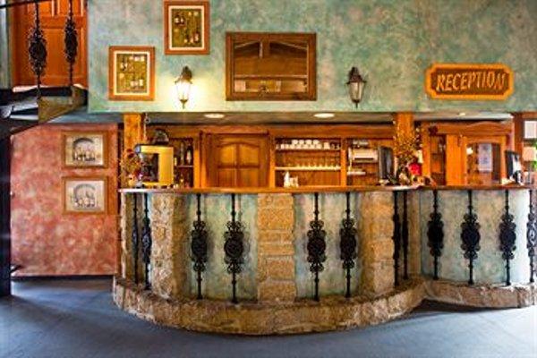 Hotel U Simla - фото 15