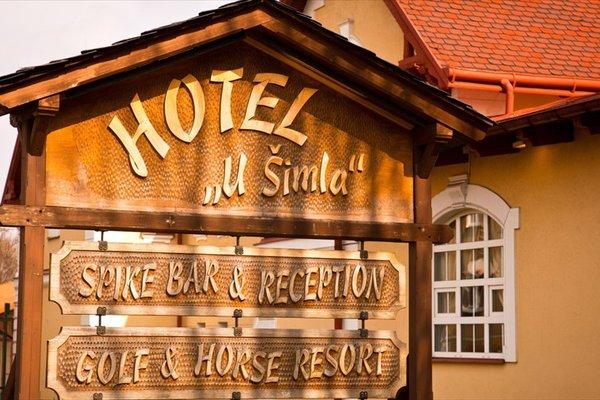 Hotel U Simla - фото 16