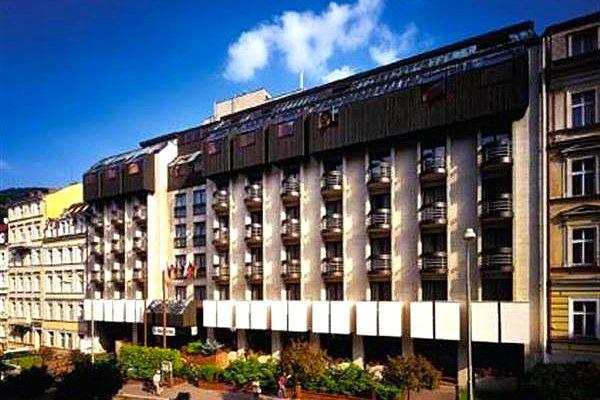 Hotel Bristol - фото 22