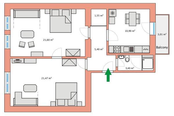 Apartmany U Trznice - фото 10