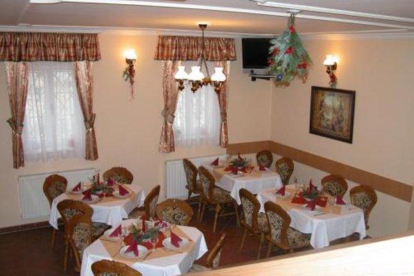 Villa Rosa (Чешский Крумлов) - фото 12