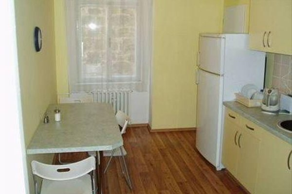 Kamil Apartments - фото 12