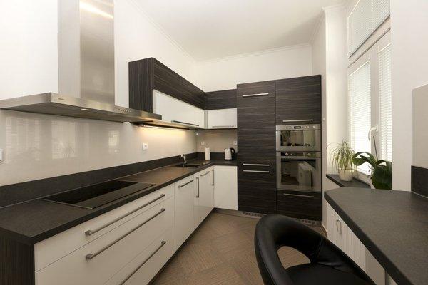 Apartment Karla Capka Street - фото 14