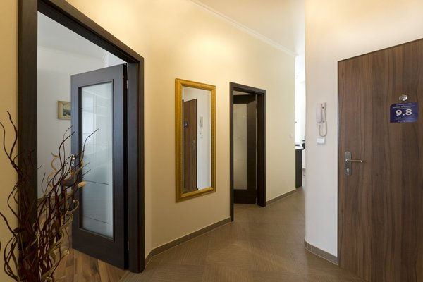 Apartment Karla Capka Street - фото 15