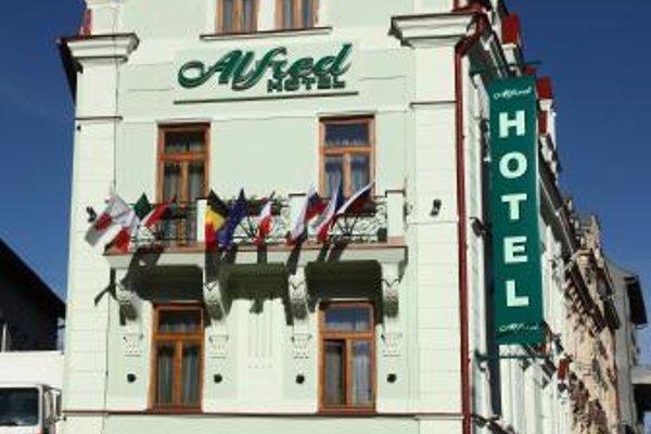 Hotel Alfred - фото 21