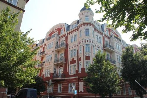 Jurincom apartments - фото 22