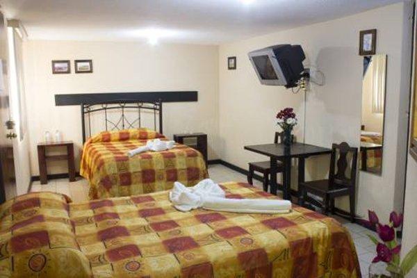 Villas Hotel Cholula - фото 9