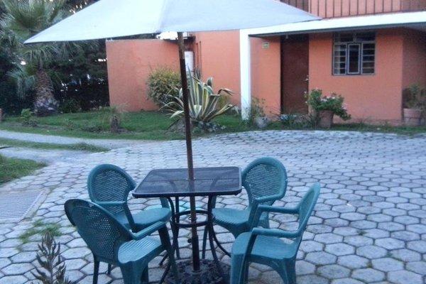 Villas Hotel Cholula - 11