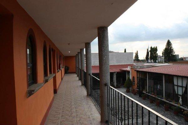 Villas Hotel Cholula - 12