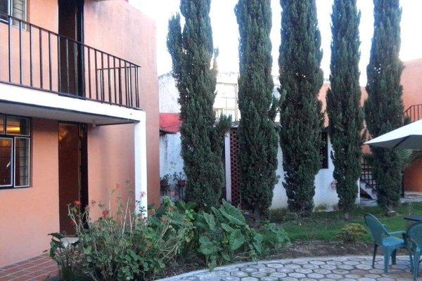 Villas Hotel Cholula - 13