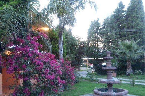 Villas Hotel Cholula - 14