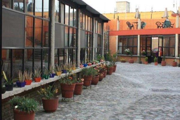 Villas Hotel Cholula - 15