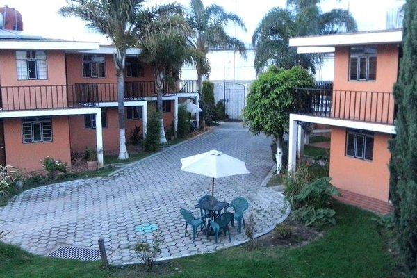 Villas Hotel Cholula - 17