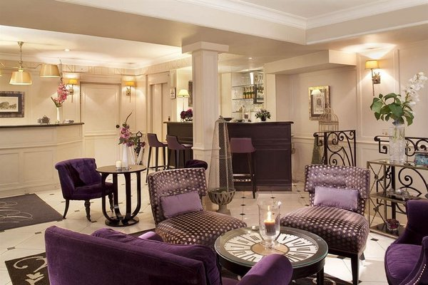 Hotel Gramont Opera - 8