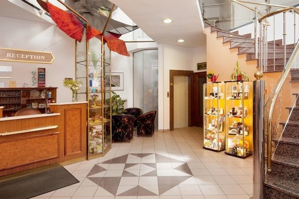 Hotel Concertino Zlata Husa - фото 10