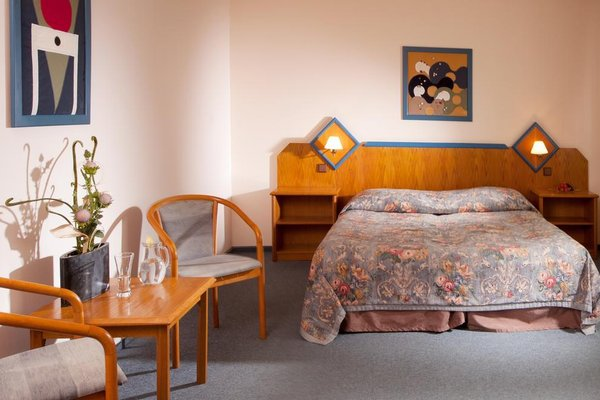 Hotel Concertino Zlata Husa - фото 3