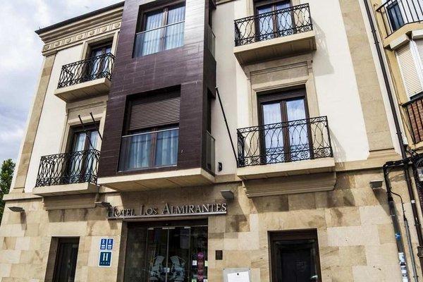 Hotel Boutique Los Almirantes - фото 22