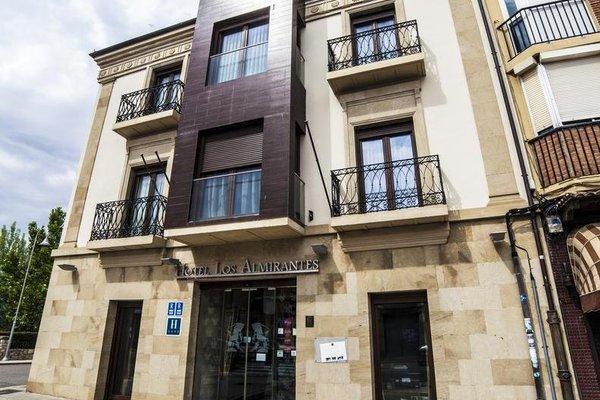 Hotel Boutique Los Almirantes - фото 23