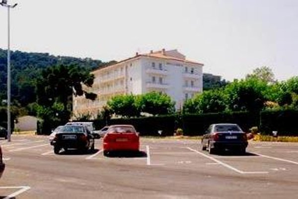 Hotel La Huerta - фото 11