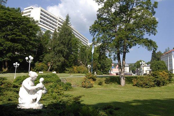 Behounek Spa Hotel - фото 21